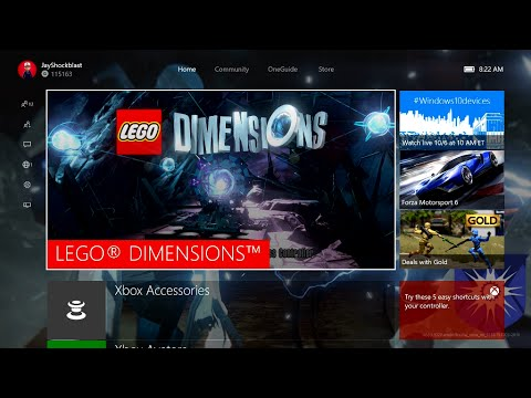 The New Xbox One Experience Preview - Windows 10 Meets Xbox Live!