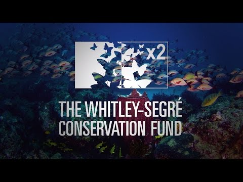 The Whitley-Segré Conservation Fund