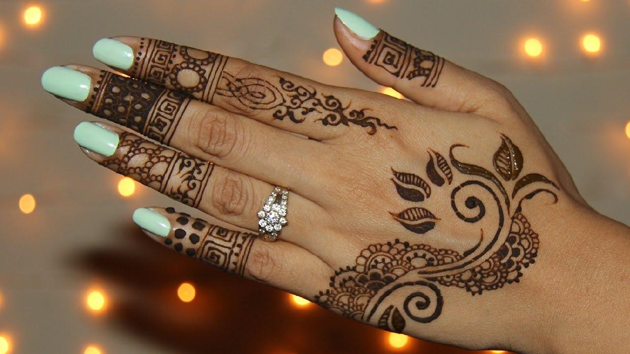 Henna Mehndi Stickers : Henna mehndi stickers makedes