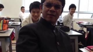 学校で歌ってみた(笑)