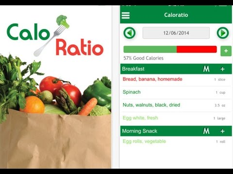 New app CaloRatio created by local doctor to help people eat healthy