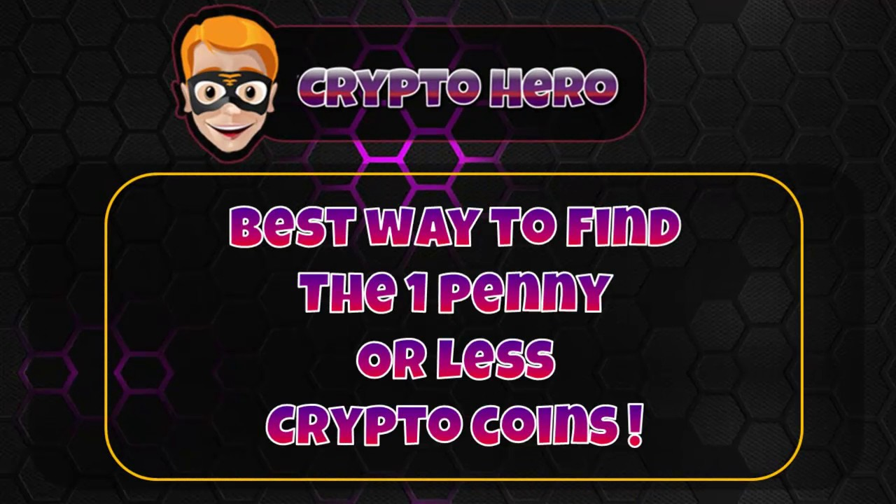 best cryptocurrency to buy under a penny
