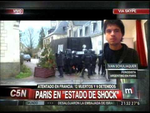 C5n minuto uno atentado en francia parte 2 viyoutube for Minuto uno primicias ya