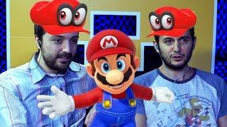 YILIN EN İYİ OYUNU? / Super Mario Odyssey - İlk Bakış / İnceleme