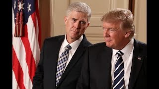 Gorsuch Rules Against Trump In Immigration Case
