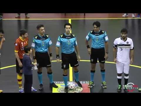 HIGHLIGHTS CATANZARO CALCIO A 5 - GOLDEN EAGLE PARTENOPE - SERIE A2