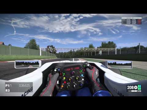 Project Cars | Imola | Formula A / F1 | Hotlap | 4k
