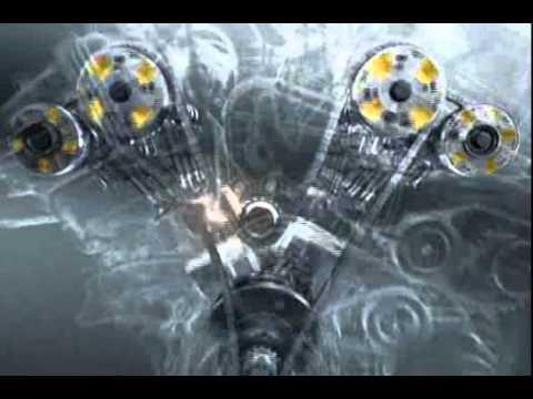 TOYOTA V6 Dual VVT-I engine - YouTube
