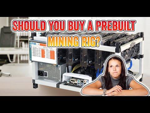 Should You Buy A Prebuilt Crypto Mining Rig 🤔