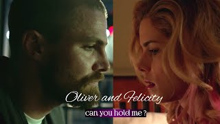 Gambar cover Oliver and Felicity   Can you hold me ? (+7x01)