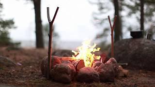 Огниво: огонь без спичек на природе