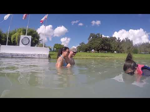 Warm Mineral Springs of North Port, Florida