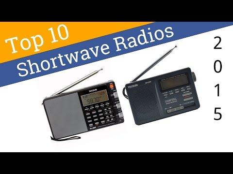 10 Best Shortwave Radios 2015