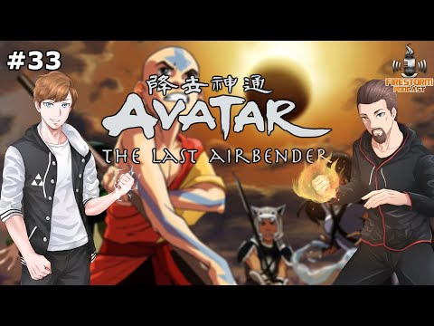 anime-review:-avatar---the-last-airbender-|-the-firestorm-podcast-#33