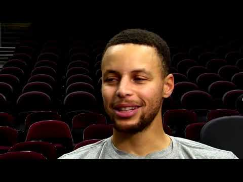 Stephen Curry - Golden State Warriors vs Cleveland Cavaliers - Game 26 - Cleveland, OH