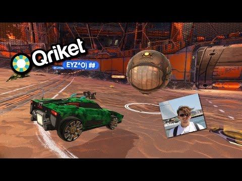 Rocket League with Jonny Comparelli, Co-Creator of Qriket