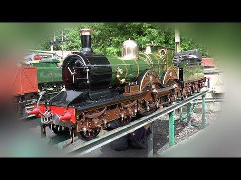 Cardiff Model Engineering Society Running Day 09/06/2017