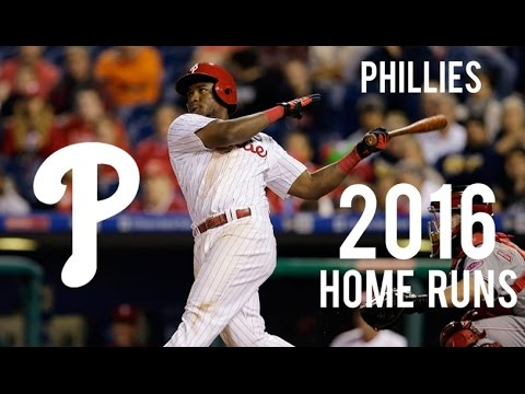 Philadelphia Phillies | 2016 Home Runs (161)