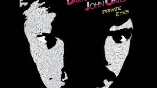 Hall & Oates - Head Above Water