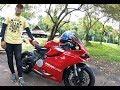 รีวิว Ducati 899 Panigale รถของ