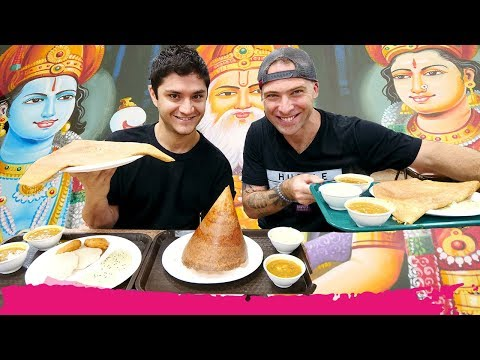 The BEST Southern INDIAN BREAKFAST In NYC At Temple Canteen | Queens, New York City