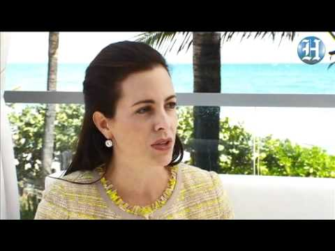 Adriana Cisneros - Interview with The World Desk The Miami Herald