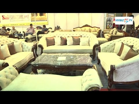Furniture Show 2015 Hitex Hyderabad - Hybiz.tv