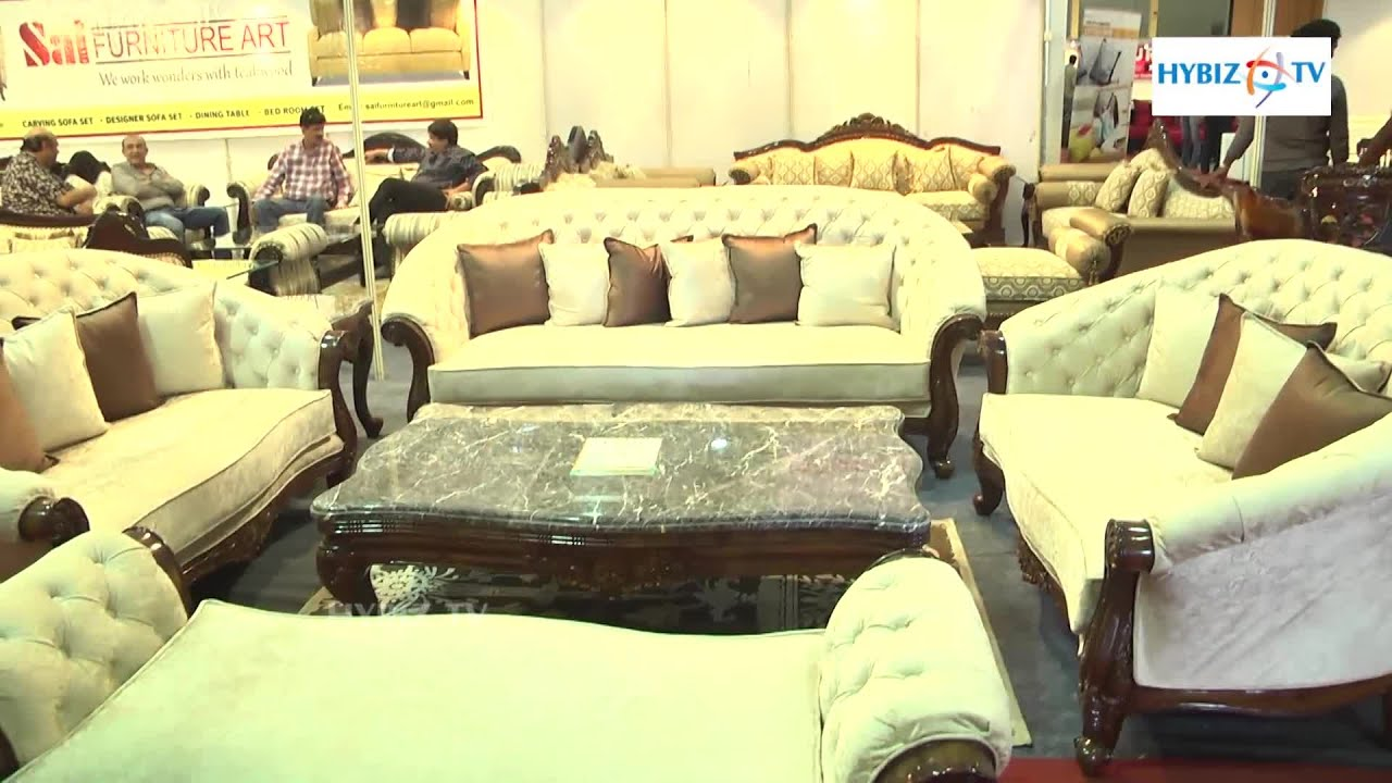 Furniture Show 2015 Hitex Hyderabad
