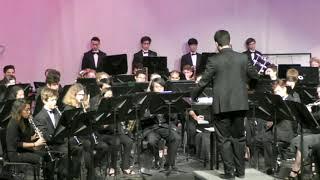 MCHS Symphonic Band Fall 2018