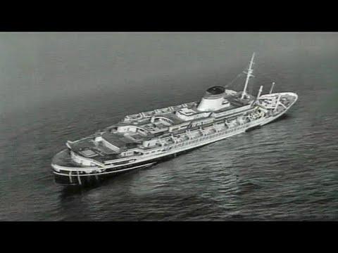27 Agustus dalam Sejarah: Brankas Harta Karun dari Reruntuhan Andrea Doria Ditemukan #beritahariini
