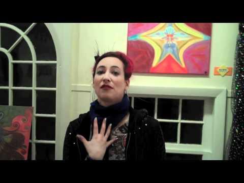 Rachael Sage & Angela Cook: Artistic Antics