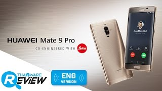 Huawei Mate 9 Pro Smartphone Review