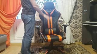 Обзор игрового кресла iCAR