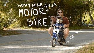 Henry, Mike, & a Motorbike | A minidocumentary
