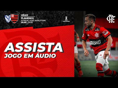 Vélez Sarsfield x Flamengo AO VIVO | Libertadores da América