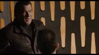 Steven Seagal will fuck you up ugly - A Dangerous Man (2009)