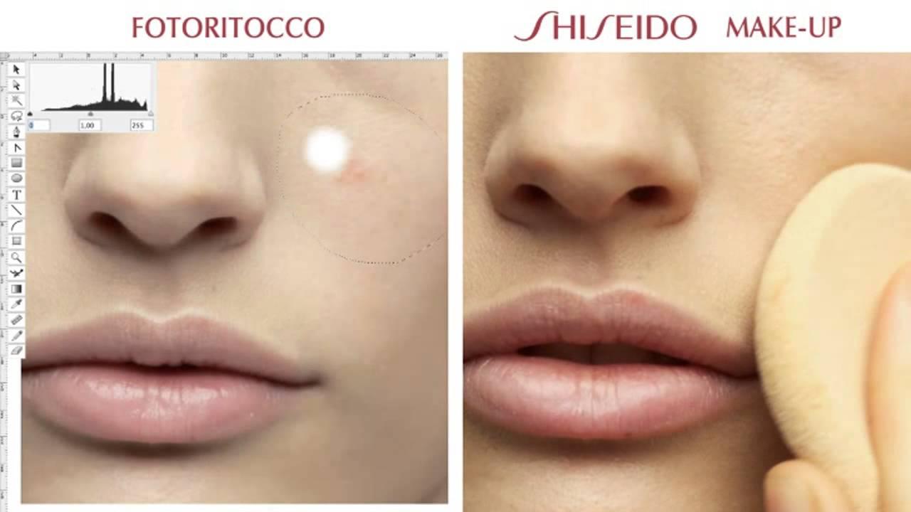 Shiseido Sheer And Compact Foundation