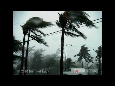 Hurricane Rita (High Quality) - Key West, Florida - September 20, 2005