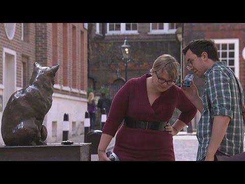 Les statues de Londres et de Manchester vous parlent  le mag