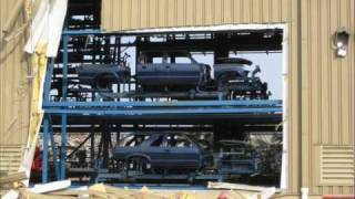 Cars at the old Gm plant thumbnail