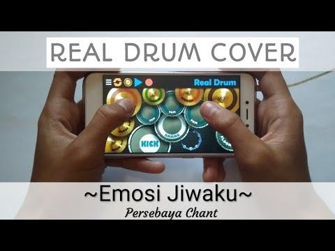 Emosi Jiwaku - Persebaya Chant (Reggae) | Real Drum Cover | Rukun Rasta Cover