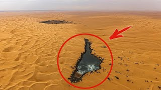 Что скрывается под песками Сахары? Невероятные факты об этой пустыне