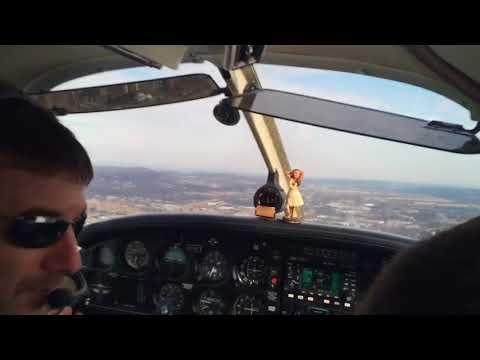 Flight To Lancaster Airport| Flight Film