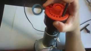 Насадка на дрель для заточки свёрел 0-10 мм(инструмент для заточки свёрел., 2014-07-30T20:57:37.000Z)