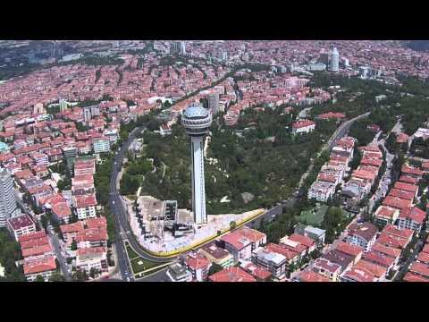 Vecihi YÇT - Havadan Ankara