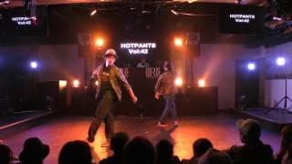 primary S HOT PANTS vol.42 DANCESHOWCASE