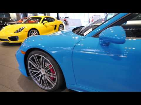 Selling the BMW M4 and purchasing a Porsche 911