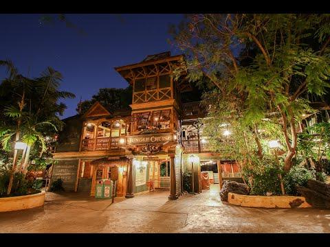 Jungle Cruise Music Loop - Disneyland