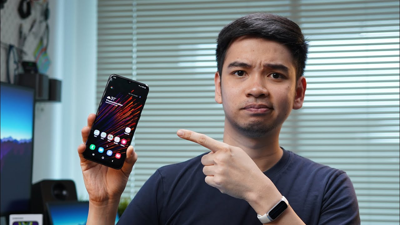 Lebih worth it dari Galaxy M31! Review Samsung Galaxy M21