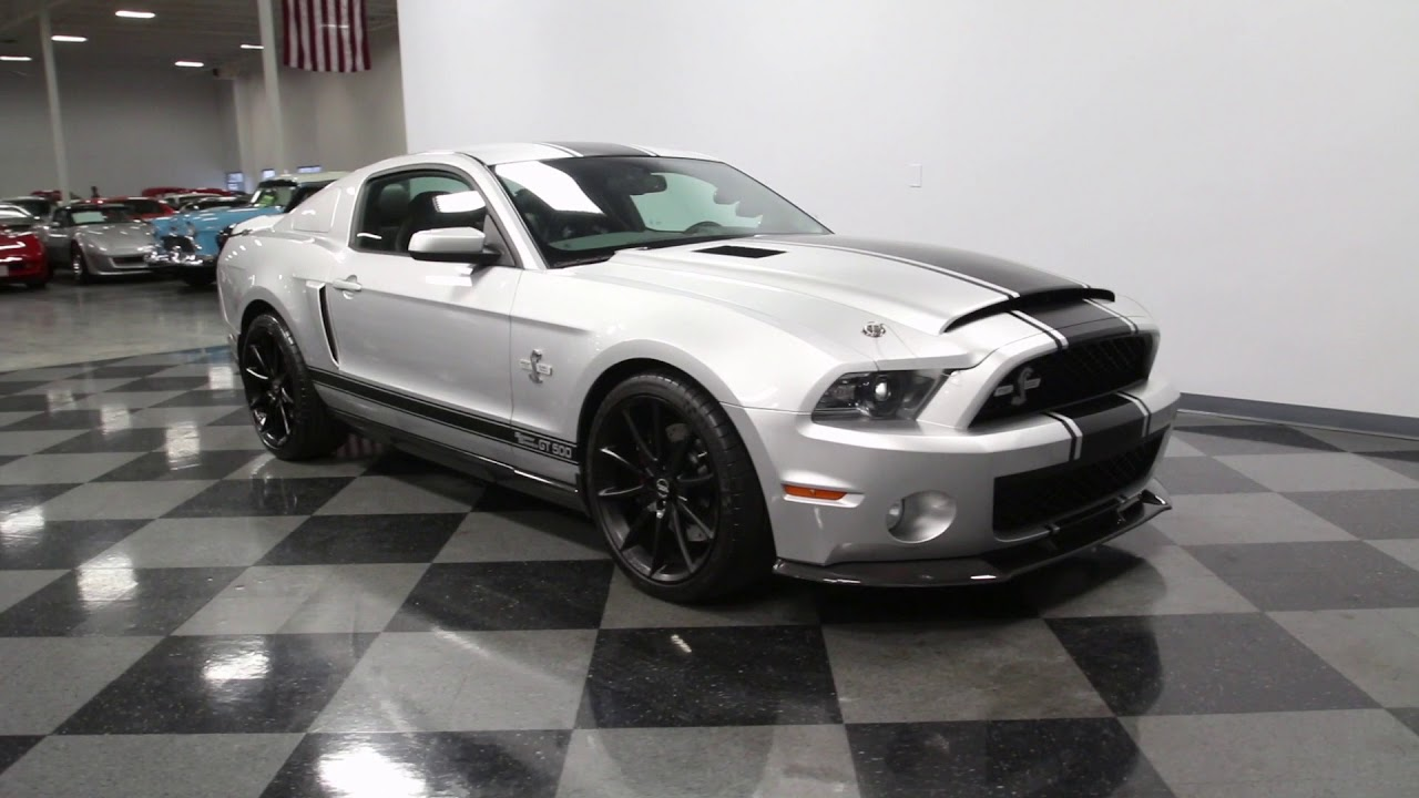 4454 cha 2012 ford mustang shelby gt500 super snake